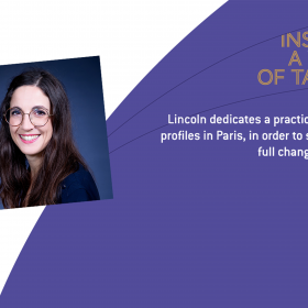 Lincoln dedicates a practice specialized in HR profiles in Paris, in order to support a function in full change.